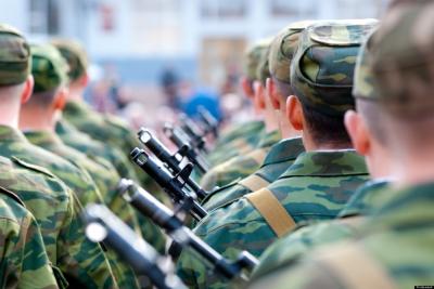 Военая служба в хантамансиском округе